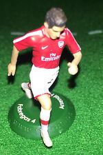 Nano FT Champs Arsenal el NO.4 Modelo 5cm figura de jugador de fútbol