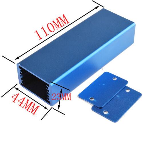 "4.33/""*1.57/""*0.95/"" L*W*H 10X Aluminum Electronic Projects Box Enclosure Case"