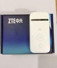 3G HOT SPOT POCKET WI-FI WITH BATTERY 21.6 Mbps   ZTE (MF65)