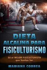 DIETA ALCALINA para FISICULTURISMO : SE el MEJOR FISICULTURISTA Que SUENAS...