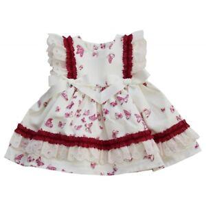 baby girls Spanish dress  6 month  romany NEW