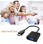 HDMI-to-VGA-Cable-Converter-Digital-Analog-HD-1080P-For-PC-Laptop-Tablet-HDMI-Ma thumbnail 5
