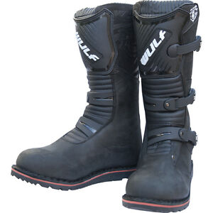 Wulfsport-Adults-Offroad-Motor-Bike-Trials-Riding-Boots-Black
