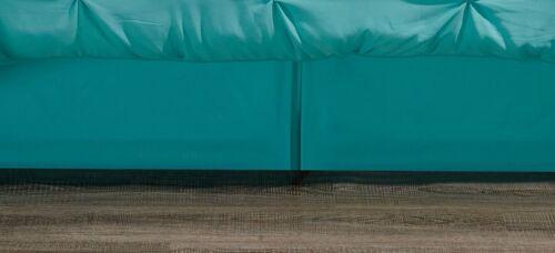 Oxford Double Needle Luxury 4PC Comforter Set All Season Pinch Pleated Comforter