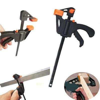 """Quick Grip 4/"""" F woodworking Clamp Clip Heavy Duty Wood Carpenter Tool Clamp DIY"""