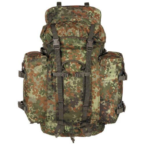 Nouveau Armée Tactical Rembourré Sac à dos combat 80 L BW Trekking Sac à dos