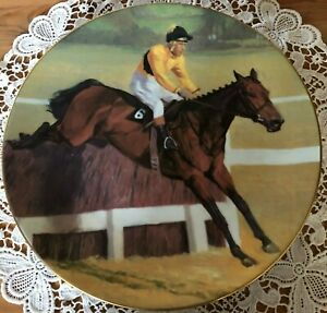 ROYAL-DOULTON-ARKLE-LARGE-PLATE-COLLECTOR-039-S-GALLERY-LTD-EDITION-BOXED