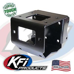 Kfi 2500 Lb Winch Set And Mounting Kit fits Polaris Scrambler 1000 XP 14-18