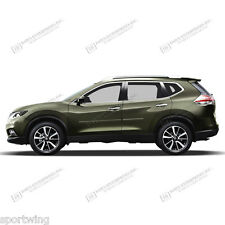 Body Side Moldings PAINTED Trim Mouldings For: NISSAN ROGUE 2014-2018