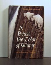 The Mountain Goat,  A Beast the Color of Winter