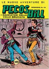 Pecos Bill n°19 albi a colori edizione Mercury