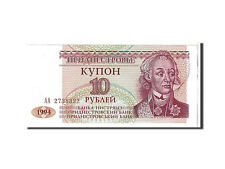[#108912] Transnistrie, 10 Roubles type A. Suvurov