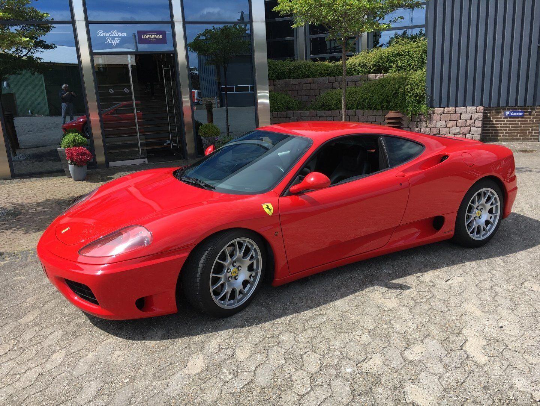 Ferrari 360 3,6 Modena F1 2d