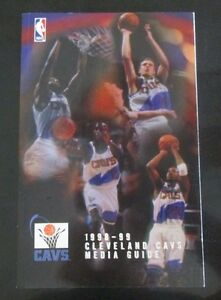 1998-99-Cleveland-Cavaliers-basketball-Media-Guide-Cavs
