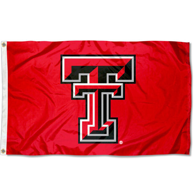 a2822f65fac1 TTU Texas Tech Red Raiders University Large College Flag for sale ...
