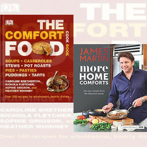 More home comforts by james martin 2 books collection set comfort image is loading more home comforts by james martin 2 books forumfinder Gallery