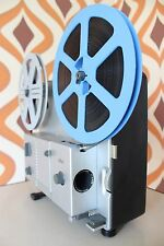 BRAUN FP3 SUPER 8  8mm SILENT CINE FILM VINYL MOVIE TAPE RETRO PROJECTOR 1960S