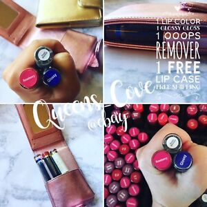 7ccf88c6a543 Details about Lipsense starter kit 💋 SHEER BERRY + FREE Matching Lip Case  **FREE Shipping**