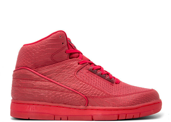 SALE Nike Air Python PRM Gym Red 705066-600 Yeezy Red October Kanye West