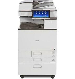 $89/Month with only 25 Page count New Repossessed Ricoh MP C2504ex Color Laser Multifunction Printer 12x18 City of Toronto Toronto (GTA) Preview