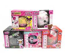 LOL Surprise Ball 9cm Dolls Confetti Pop Box NEW UK STOCK