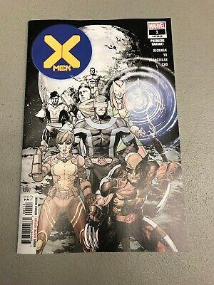 X-MEN #1 LEINEL YU 2 PER STORE PREMIERE VARIANT COVER VF NEW MARVEL COMICS 2019