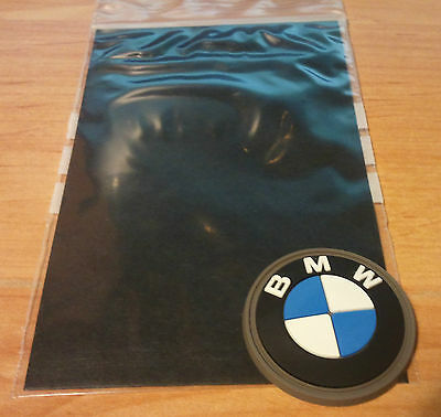 BMW ADVENTURE mini patch 35mm PVC rubber goma parche badge logo rubber emblem