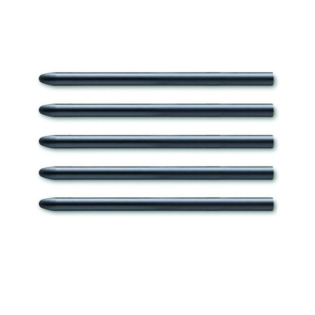 ( 5 ) Wacom ACK20001 STANDARD NIBS pour Wacom Bamboo & Intuos stylos cadeau de Noël