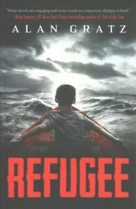 Refugee-Paperback-by-Gratz-Alan-Brand-New-Free-P-amp-P-in-the-UK