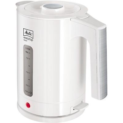 Melitta Easy Top Aqua 1016-03 Wasserkocher weiß 1,7 Liter