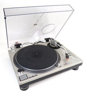 technics sl1200mk2 dj turntable ebay