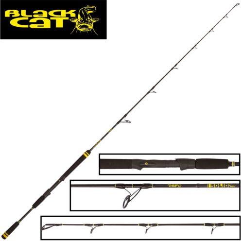 Black Cat Solid Fun 1,80m 240g Wallerrute zum Vertikalangeln Vertikalrute