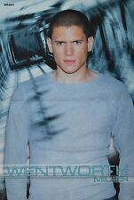 WENTWORTH MILLER - A3 Poster (ca. 42 x 28 cm) - Prison Break Clippings Sammlung