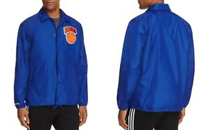 Mitchell-amp-Ness-New-York-Knicks-Coach-Jacket-NWT-MSRP-100