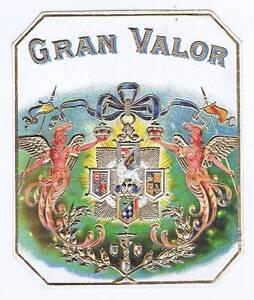 Grand Valeur- Original Externe Cigare Boîte Label- Anges hYjgSIQB-09101637-661799430