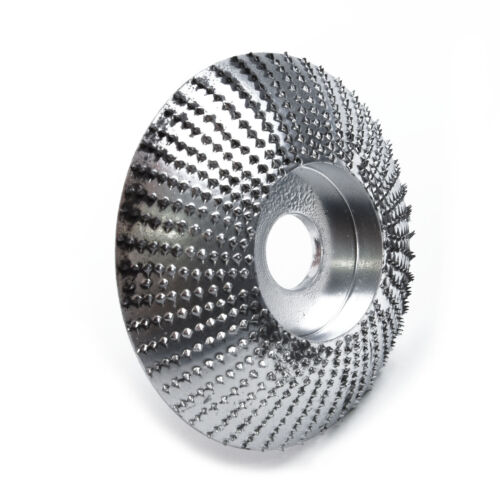 """Carbide Wood Sanding Carving Shaping Disc For Angle-Grinder Grinding Wheel 3/"""""""