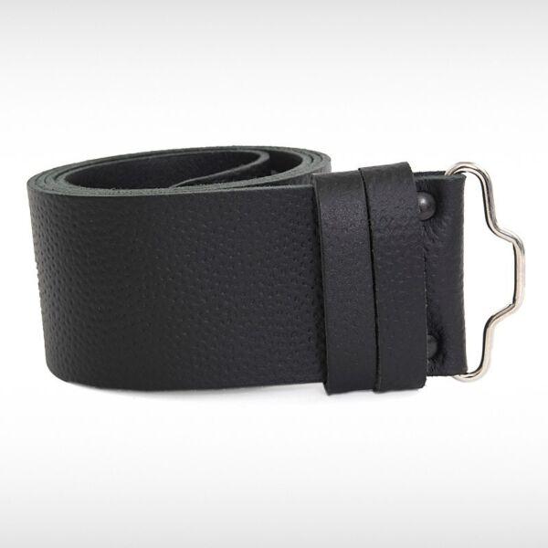 100% Vera Pelle Kilt Cintura Dimensioni Regolabile Finitura Liscia-kilt Cintura In Pelle Con Metodi Tradizionali