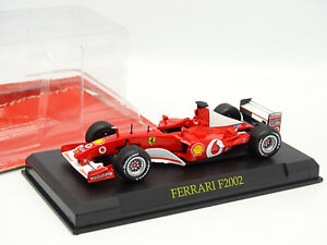 Ixo-Presse-1-43-Ferrari-F1-F2002
