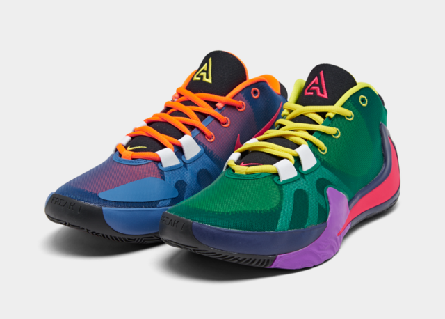 Nike Zoom Freak 1 What The Roots