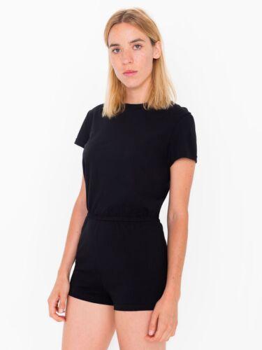American Apparel Jersey T-Shirt Romper