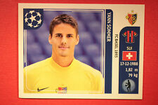 PANINI CHAMPIONS LEAGUE 2011/12 N 176 SOMMER BASEL WITH BLACK BACK MINT!