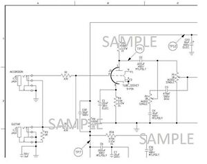 Details about Electronic Diagram for Ampeg J-12T Vacuum Tube Amplifier, on