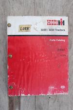 Case Ih 3220 And 3230 Tractors Original Parts Catalog 8 9721