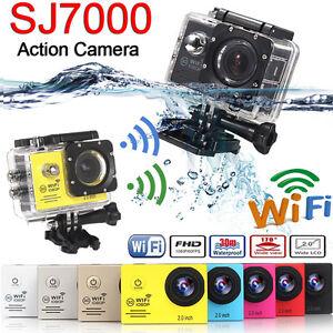 SJ7000-2-034-WIFI-Sports-Action-DV-Camera-Pro-Camcorder-LCD-HD-1080P-Cam-Waterproof