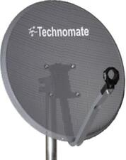 Satellite Dish TECHNOMAT 80cm FOR SKY FREESAT POLSAT NC HOTBIRD ASTRA