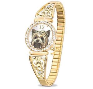 Yorkshire-Terrier-Yorkie-dog-Ladies-Watch