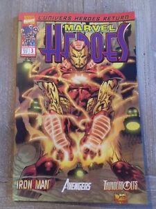 comics Marvel Heroes 1 série n°3 KRcLPNEr-08134426-165058193