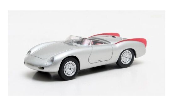 41607-061 - matrix - modellen porsche 356 zagato - 1958 - silber - 1 43