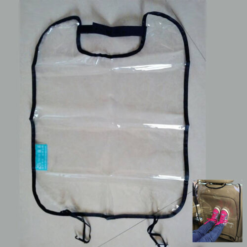 Car Seat Back Protector Cover for Kid Child Kick Mat Protect From Mud Dirt