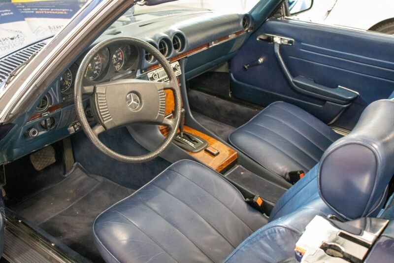 Mercedes 450 SL aut. - 7